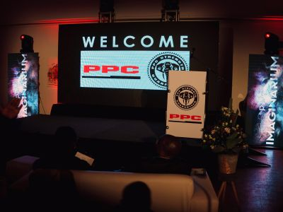 PPC Harare Plant Commissioning 2017